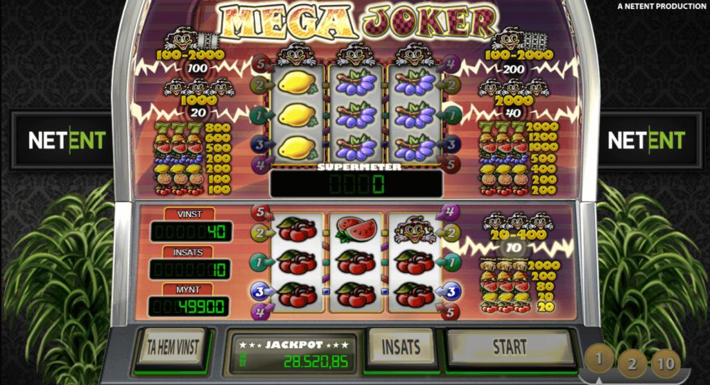 Online slots - Spinn på spilleautomater hos et nettcasino