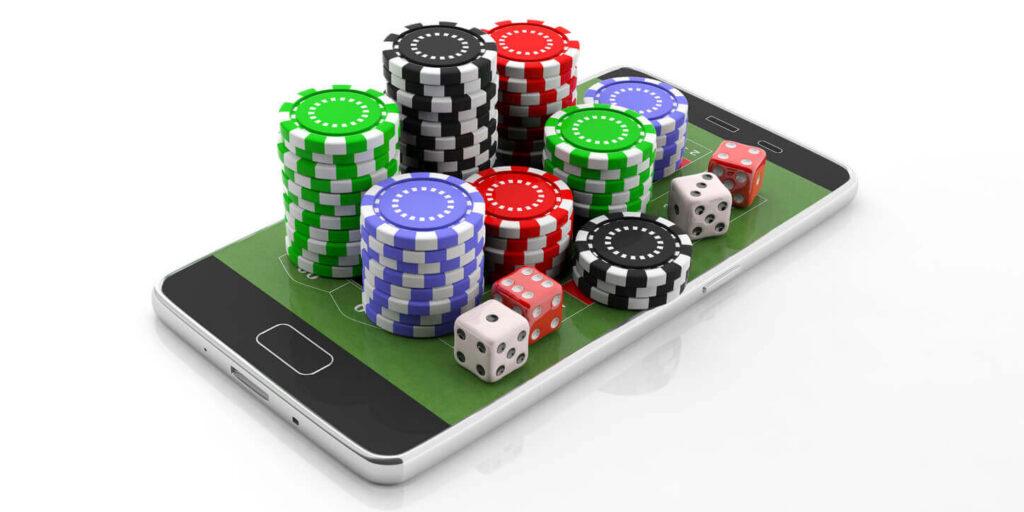 Mobil casino - Kjenn fra friheten med mobil casino