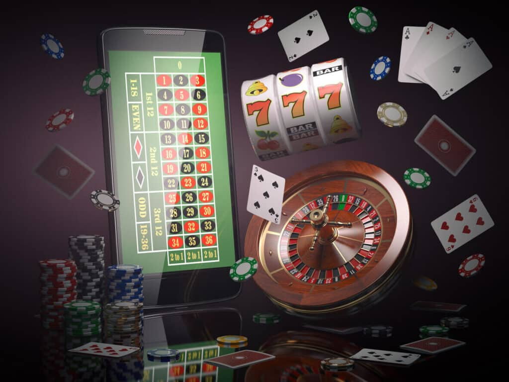 Casino online - Play at the best casinos in USA